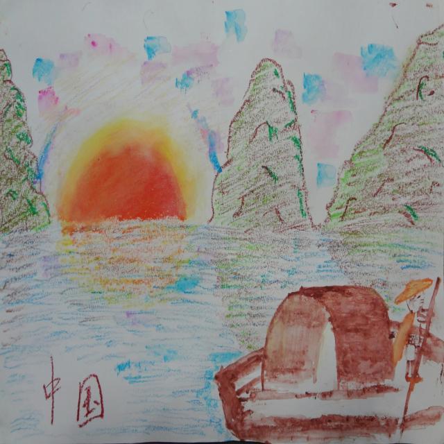 美丽中国之秀水漓江