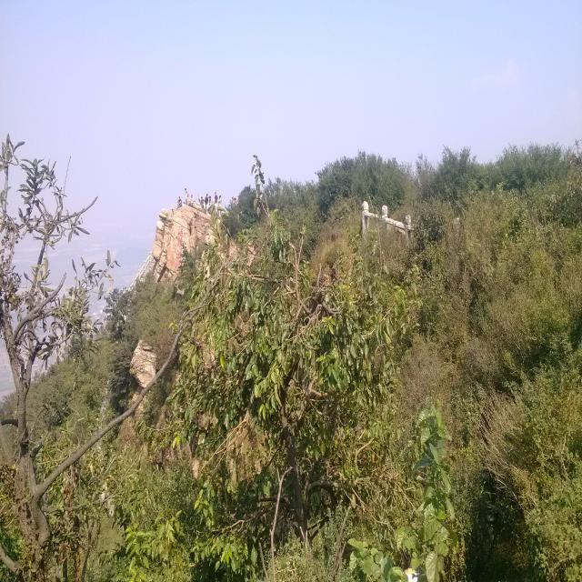 花果山的风景