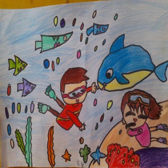 保护环境儿童画画_第8页_画画大全