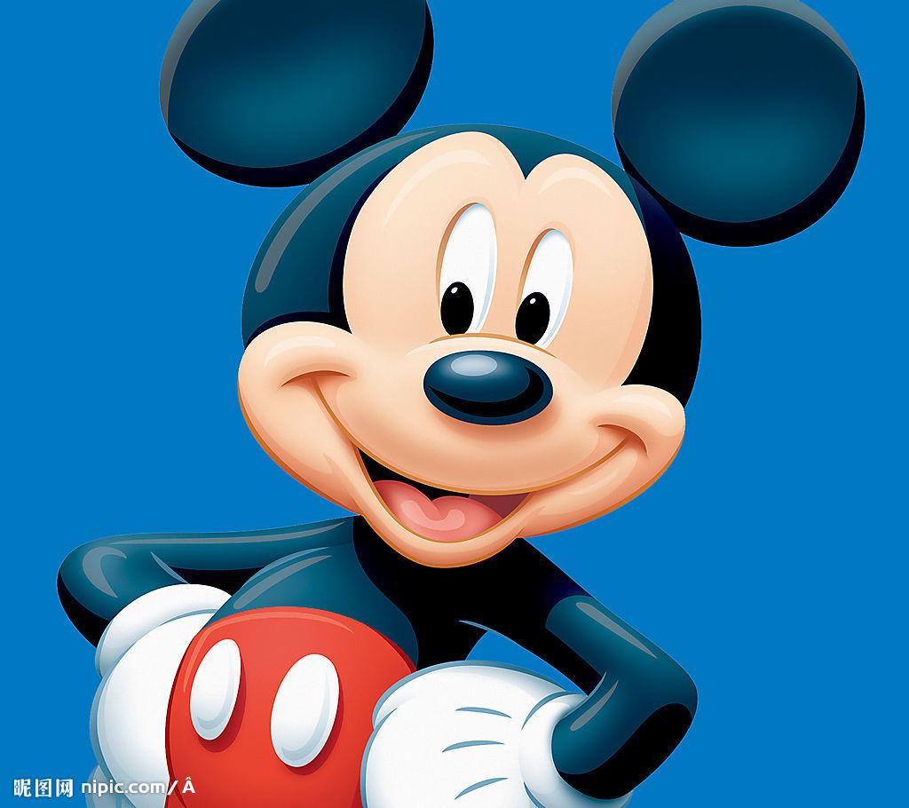 米老鼠头像高清图片